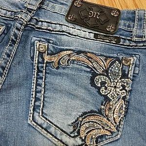 Miss Me Distressed Skinny Jeans 🔥